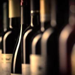 Weinflaschen - Vino Culinario