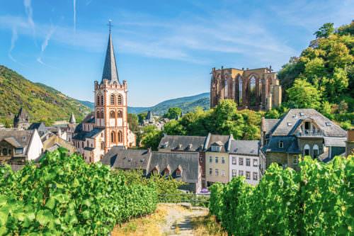 Weinregion Mittelrhein - Bacharach - Vino Culinario