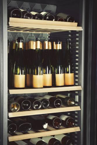 Weinkühlschrank für stehende Flaschen - Vino Culinario