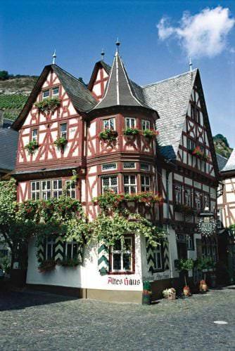 Altes Haus in Bacherach