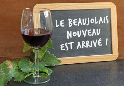 Der neue Beaujolais ist angekommen! - Vino Culinario