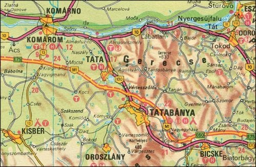 Weinanbaugebiet Aszár-Neszmély in Ungarn - Vino Culinario