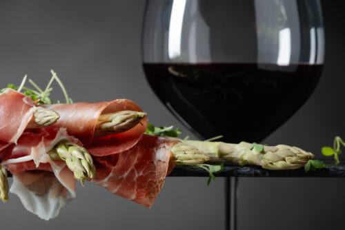 Wein & Spargel - Vino Culinario