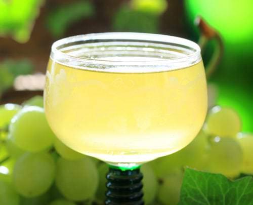 Trüber Wein
