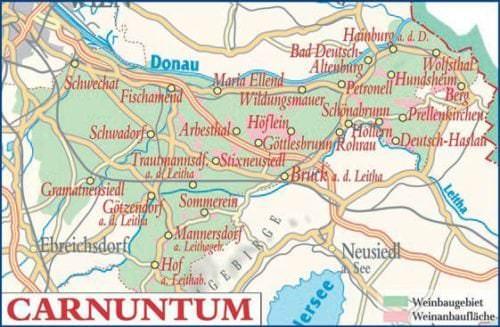 Carnuntrum - Weinanbaugebiet in Österreich - Vino Culinario