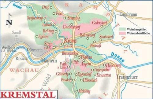 Kremstal - Weinanbaugebiet in Österreich - Vino Culinario