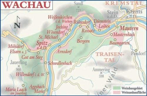 Wachau - Weinanbaugebiet in Österreich - Vino Culinario