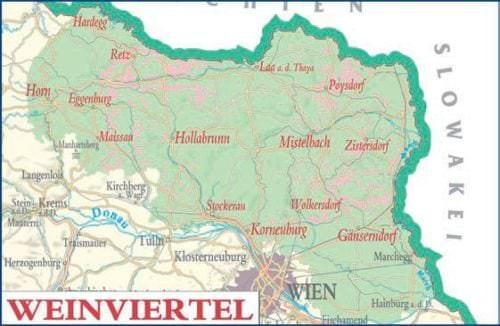 Weinviertel - Weinanbaugebiet in Österreich - Vino Culinario