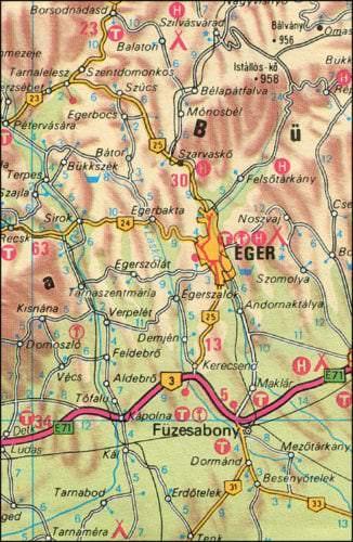 Weinanbaugebiet Eger in Ungarn - Vino Culinario