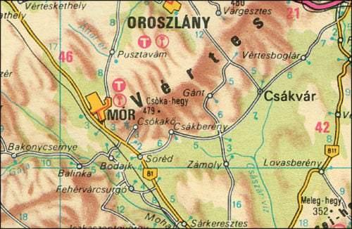 Weinanbaugebiet Mór in Ungarn - Vino Culinario