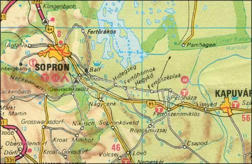 Weinanbaugebiet Sopron in Ungarn - Vino Culinario
