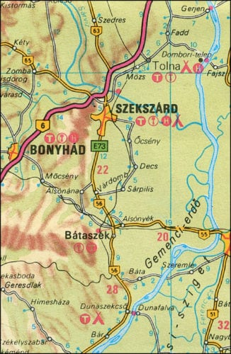 Weinanbaugebiet Szekszárd in Ungarn - Vino Culinario