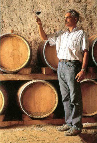 Französischer Weinbauer - Vino Culinario